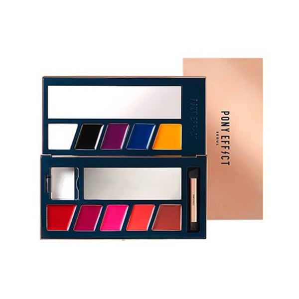 Customizing Lip Palette