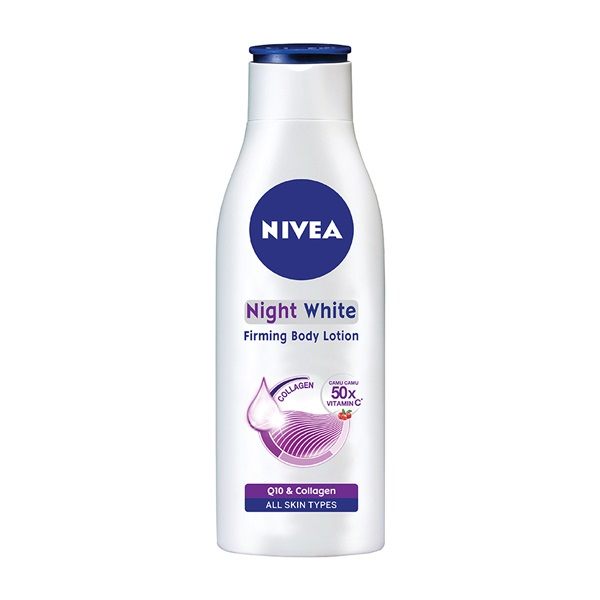 Night White Firming Body Lotion