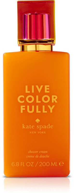 Online Only Live Colorfully Shower Cream