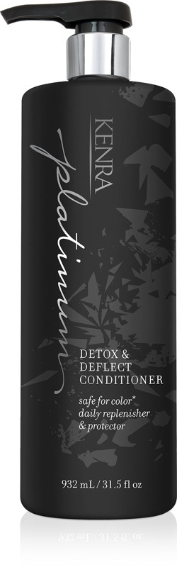 Platinum Detox and Deflect Daily Conditioner