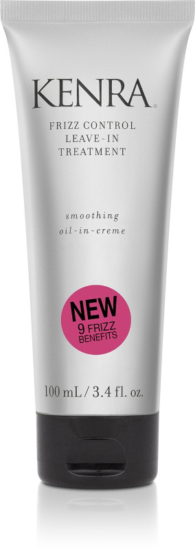 Frizz Control Leave-In Treatment