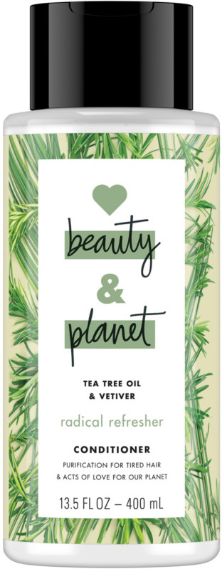 Tea Tree Oil and Vetiver Radical Refresher Conditioner