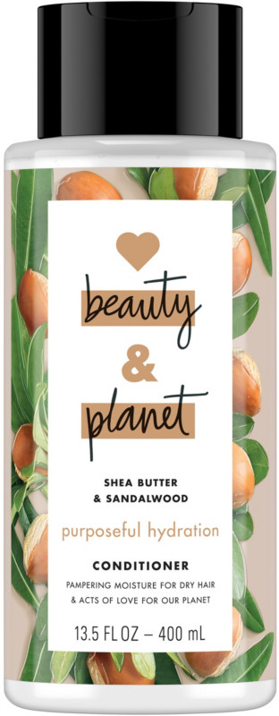 Shea Butter and Sandalwood Purposeful Hydration Conditioner