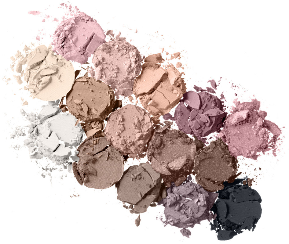 Online Only Eyeshadow X 15 - Cool Neutral
