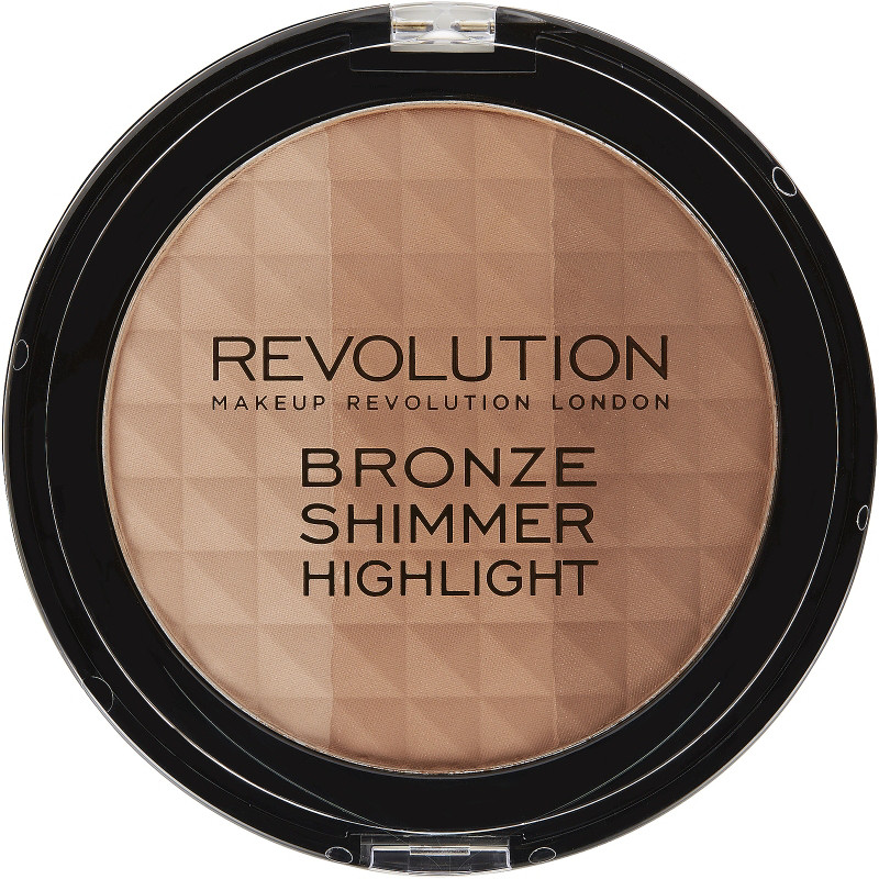 Bronze Shimmer Highlight
