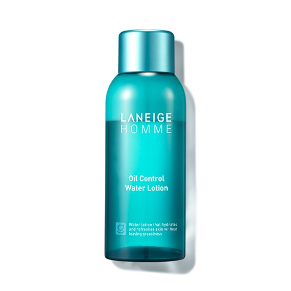 Homme Oil Control Water Lotion