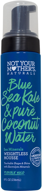 Blue Sea Kale & Pure Coconut Water Sea Minerals Weightless Mousse