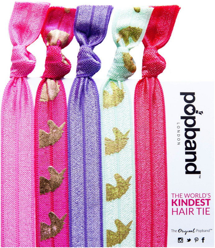 Unicorn Hair Tie Multi Pack