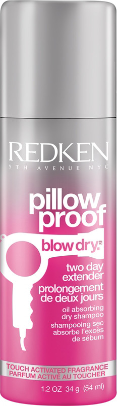 Pillow Proof Two Day Extender Dry Shampoo