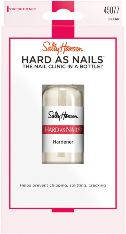 Hard As Nails Clear Hardener