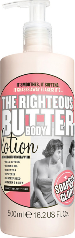 The Righteous Butter Lotion