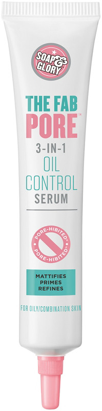 The Fab Pore 3-In-1 Oil Control Serum