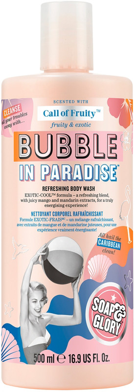 Call of Fruity Bubble In Paradise Body Wash