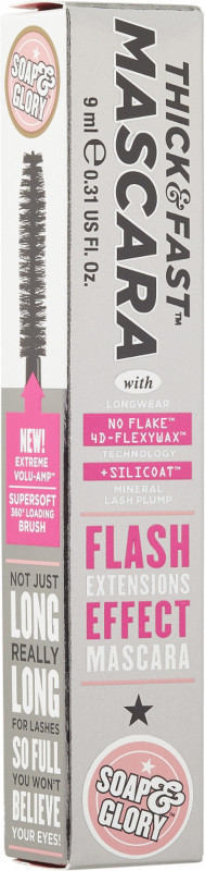 Thick & Fast Flash Extensions Effect Mascara