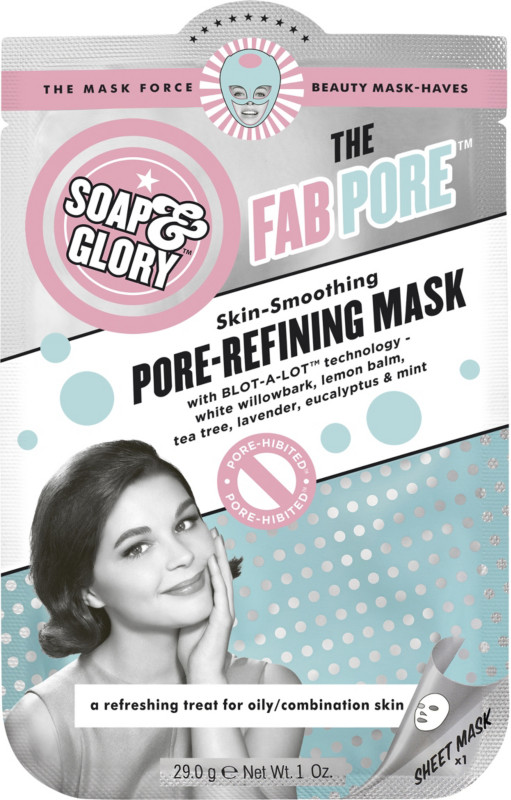 The Fab Pore Skin-Smoothing Pore-Refining Mask
