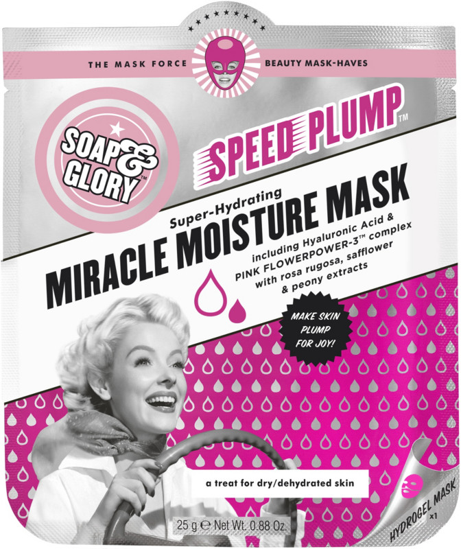 Speed Plump Super-Hydrating Miracle Moisture Mask