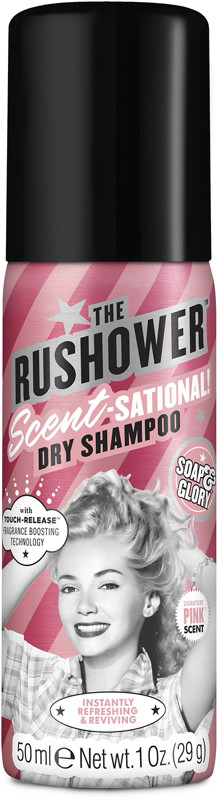 Online Only Travel Size The Rushower Scent-Sational Dry Shampoo