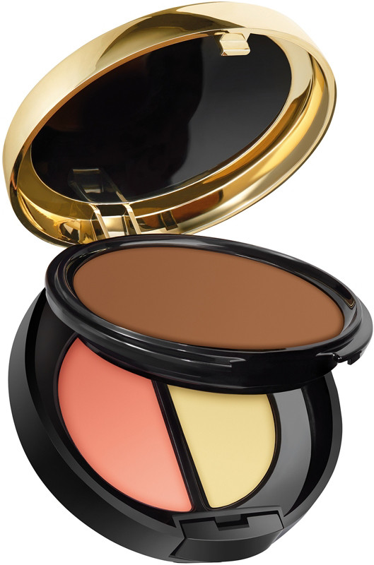 The Mighty Contourer 3-In-1 Contour, Blush & Highlight Kit