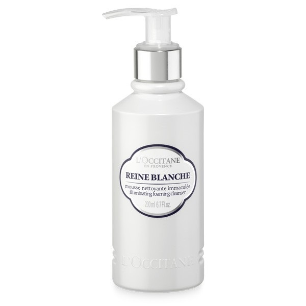 Reine Blanche Illuminating Foaming Cleanser