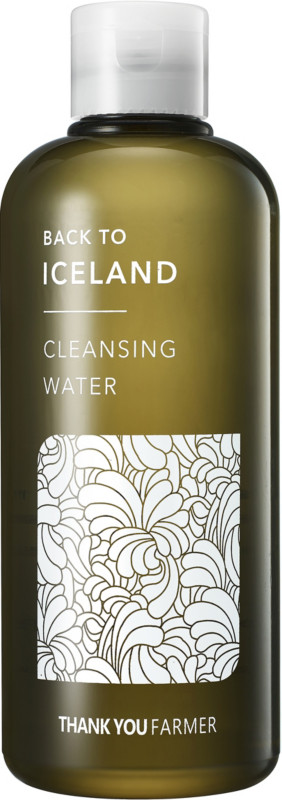Back to Iceland Cleansing Water