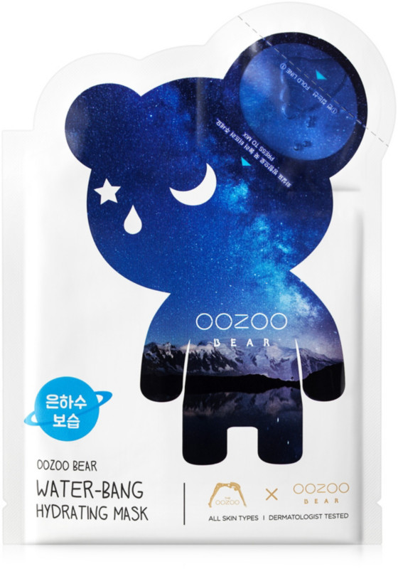 Online Only Bear Water-Bang Hydrating Mask