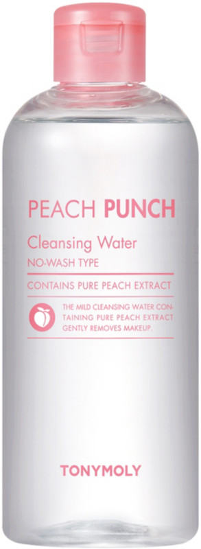 Peach Cleansing Water