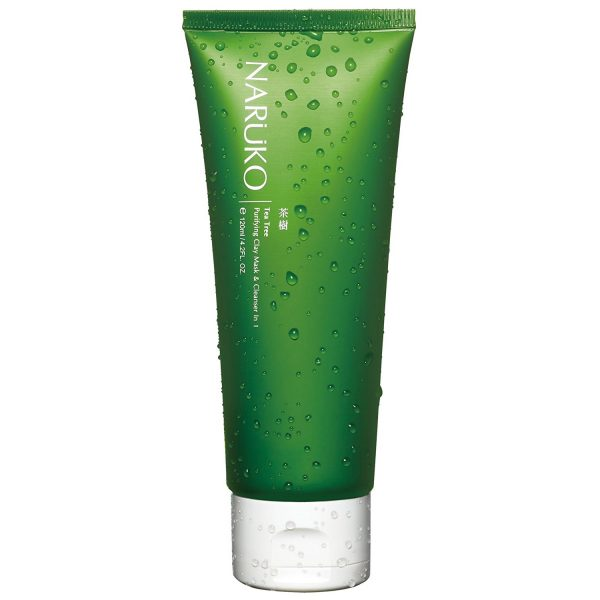 Tea Tree Purifying Clay Mask & Cleanser In 1