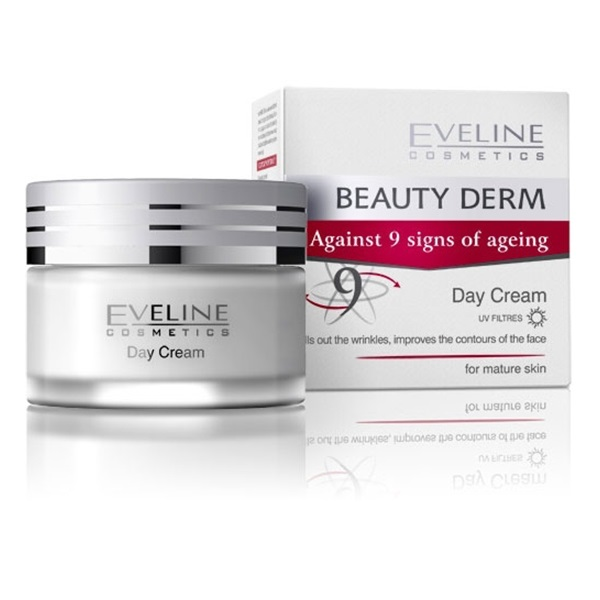 Beauty Derm Against 9 Signs Of Ageing Day Cream