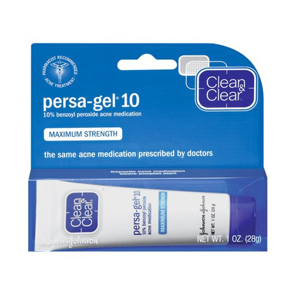 Persa-Gel 10 Acne Medication