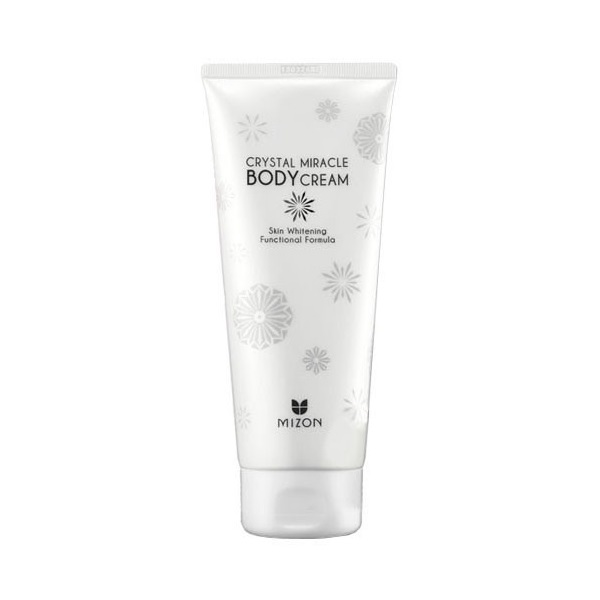 Crystal Miracle Body Cream