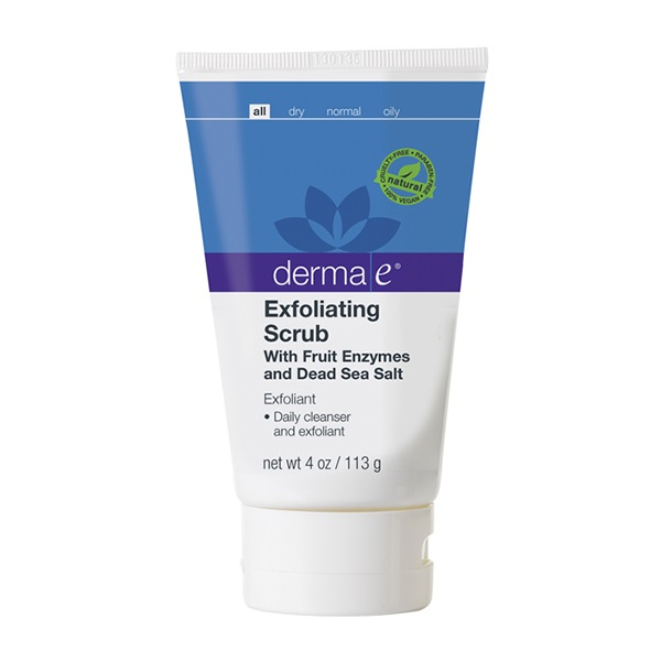 Exfoliating Scrub With Fruit Enzymes