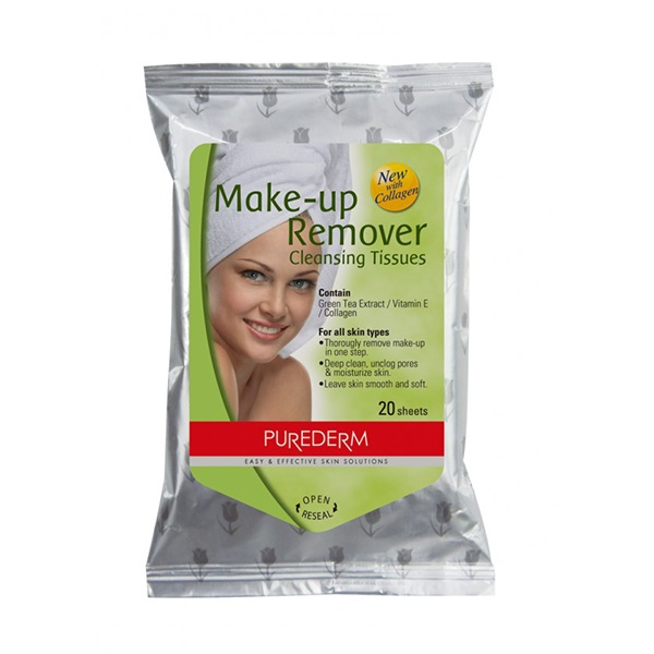 Make-up Remover Cleansing Tissues