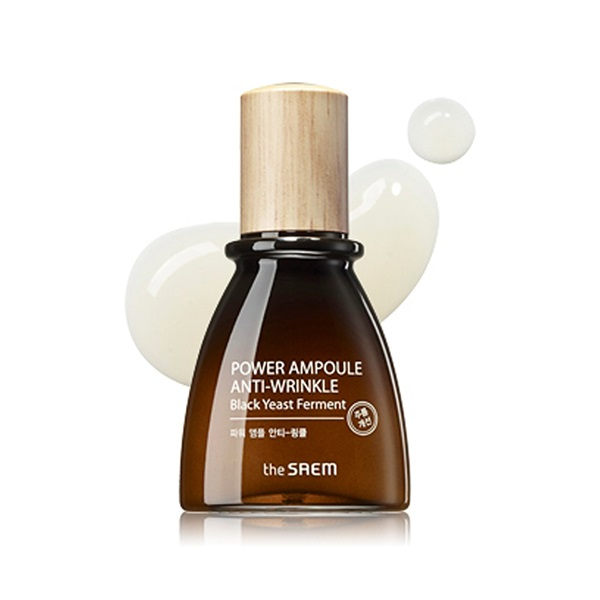 Power Ampoule Anti-Wrinkle Black Yeast Ferment