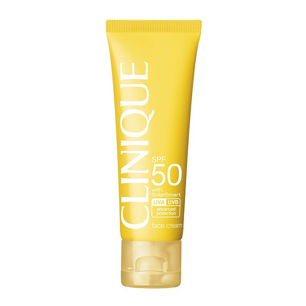 Sunscreen Face Cream